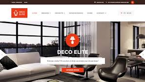 Best Interior Design WordPress Themes  Theme Junkie - Homes interior design themes