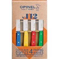 couteau cuisine opinel petits couteaux de cuisine dans votre relais opinel rue de siam à brest