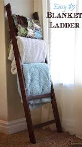 best 25 blanket rack ideas on pinterest diy blanket ladder