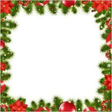 christmas border decor frames on clip art christmas printables