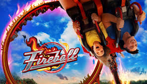 Six Flags New England Park Map Four More Six Flags Parks Adding Larson Giant Loops In 2016