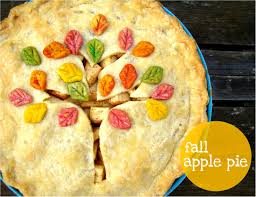 Apple Pie Thanksgiving Family Feedbag Fall Apple Pie