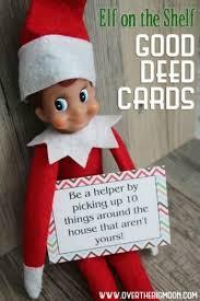 18 printables elf shelf game