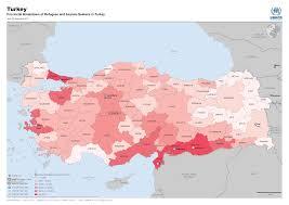 Azaz Syria Via Google Maps by Syria Regional Refugee Response Turkey
