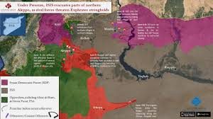 Map Of Syria And Russia All The Kings Horses U0027 Russian Critical Mass In Syria The