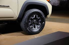 toyota tacoma road wheels 5 things to about the 2016 toyota tacoma