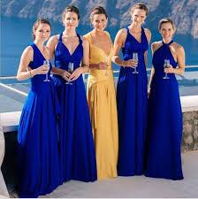 kleider f r brautjungfer die besten 25 königsblaue ballkleider ideen auf