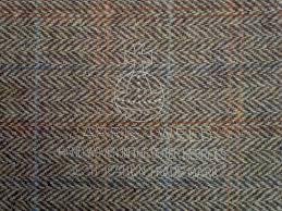 Tweed Roman Blinds Harris Tweed Fabric Harris Tweed 100 Wool Fabric Thorn L002h