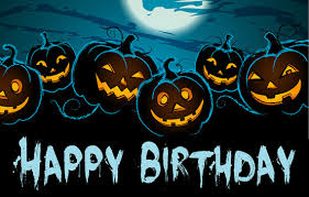 Halloween Birthday Meme - birthday halloween matthewgates co