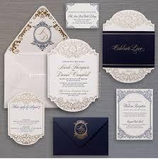 Custom Wedding Programs High End Wedding Invitations Wedding Invitations Wedding Ideas
