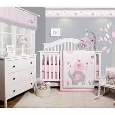 Pink And Grey Crib Bedding Sets Crib Bedding Sets You Ll Wayfair