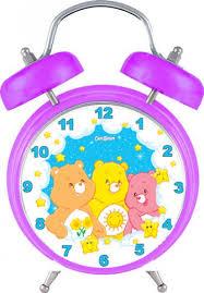 care bears alarm clock