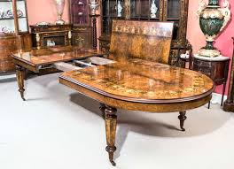 Solid Mahogany Dining Table Bradley Two Toned Dining Table With Tile Inlay Tables W Loversiq