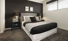 chambre noir et blanche décoration chambre noir et blanc 23 denis deco chambre