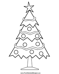 three free christmas coloring printables