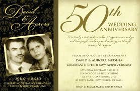 50 wedding anniversary ideas 50th wedding anniversary invitation 50th wedding anniversary