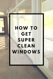 The Best Way To Clean How To Achieve Super Clean Windows U2013 Verum Cleaning