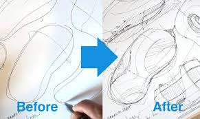 tip 103 how to sketch faster using contour lines