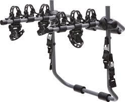 sportrack pursuit 3 bike trunk mount rack