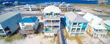 beach houses gulf shores vacation rentals young s suncoast orange beach alabama