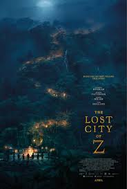 the lost city of z berlinale special poster berlinale2017
