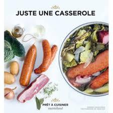 livre de cuisine marabout marabout juste une casserole livre de cuisine tablette de