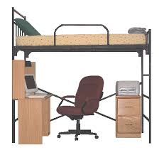 College Loft Bed Loft Beds For College Students