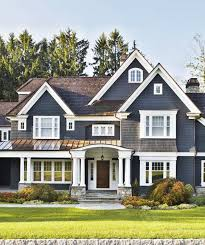 best 25 navy house exterior ideas on pinterest blue house white