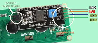 arduino i2c lcd backpack introductory tutorial