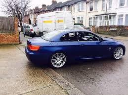 2007 bmw 320i m sport convertible salvage damaged repairable m3
