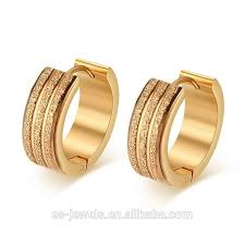 earrings gold quality guaranteed small gold earrings designs for men buy