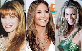 current hairstyles for women in their 40s can women over 40 wear long hair how to wear long after 40