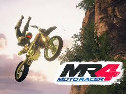 racing games motocross the first bike racing game on vr moto racer 4 vr the gamers