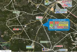 Dallas Galleria Map Summerville Galleria Phillips Edison U0026 Company