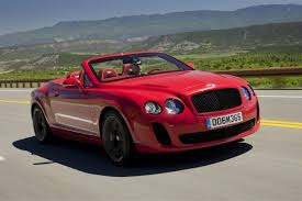 bentley continental supersports bentley continental supersports 2009 car review honest john