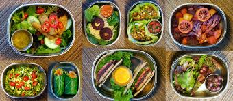 gourmet food delivery green tiffin sustainable plant based food delivery in san francisco