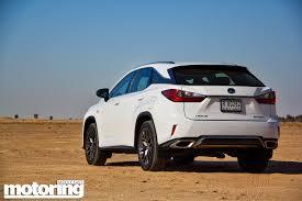 lexus cars dubai 2016 lexus rx350motoring middle east car news reviews and buying