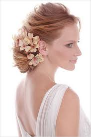 bridal flowers for hair wedding flowers for the s hair the wedding specialiststhe