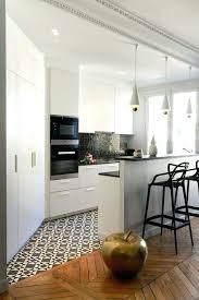 cuisine sur parquet cuisine avec parquet au sol photos de design d intérieur et