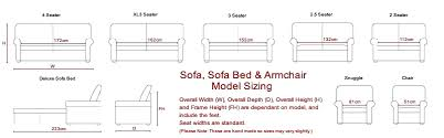Dimensions Of A Couch Home Design Pretty Sofa Dimensions Standard Sizes Couch Length
