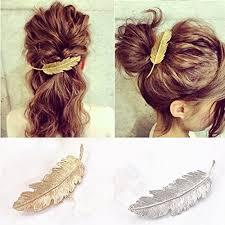 barrettes for hair tinksky hair hair barrettes hair pins hair accessories leaf
