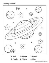 planets coloring free download