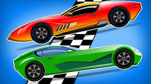 Youtube Halloween Movies For Kids Car Race Cars For Kids Videos For Children U0027s Youtube