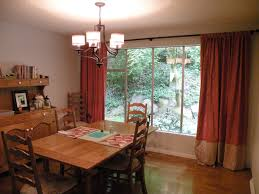 curtain ideas for dining room best dining room draperies pictures liltigertoo