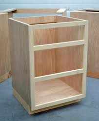 Kitchen Cabinets Made Simple How To Make Wood Frame Cabinet Savae Org
