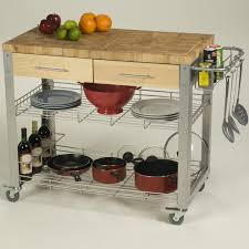 Kitchen Island And Carts by Chris U0026amp Chris Stadium Kitchen Work Station Walmart Com