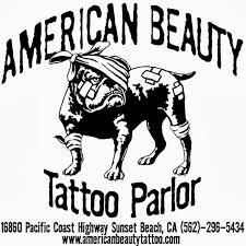 american beauty tattoo 16860 pacific coast highway huntington