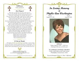 memorial programs templates free funeral program template microsoft word 2003 best and