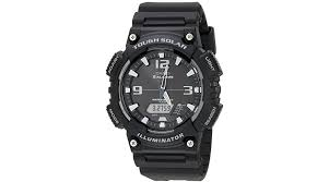 will sell out casio men u0027s aq s810w 1av solar sport combination