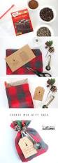 cookie mix gift sack easy diy christmas gift idea it u0027s always